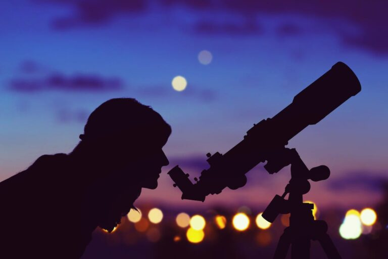 What to expect when stargazing