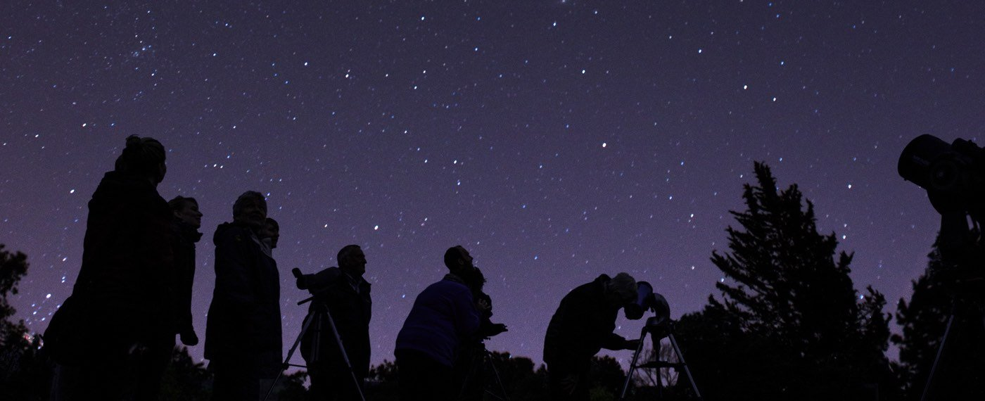 Find stargazing events near you