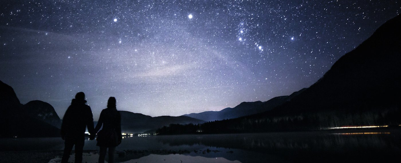 Discover the best stargazing locations