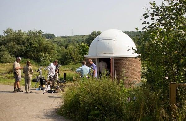 Public Observing at Cygnus Observatory