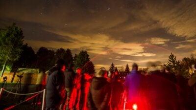 Stargazing events