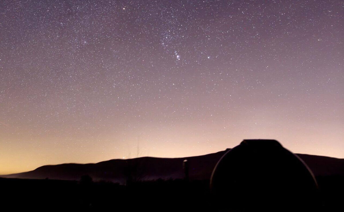 Stargazing and Astrophotography in Brecon