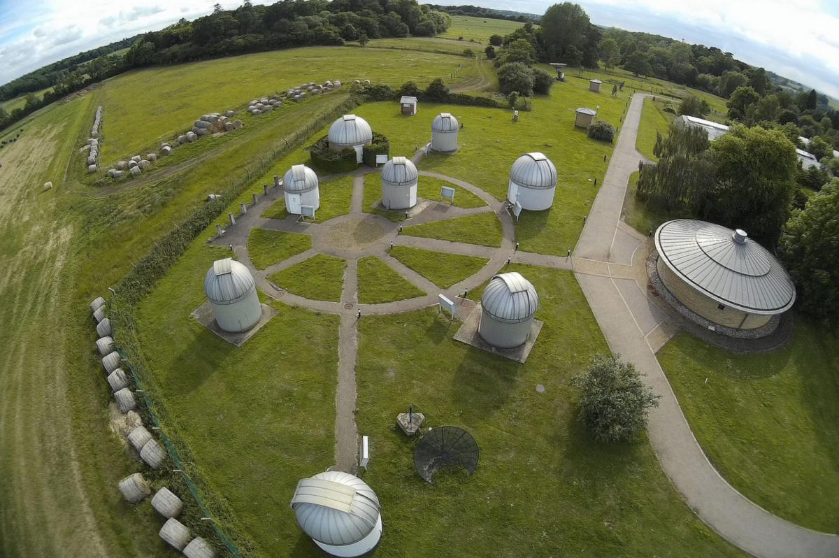 Bayfordbury Observatory Open Evening