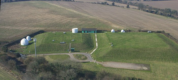 Public Open Evening at Clanfield Observatory