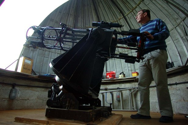 Saturday Public Open Night at Failand Observatory