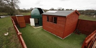 Public observing at High Legh Community Observatory