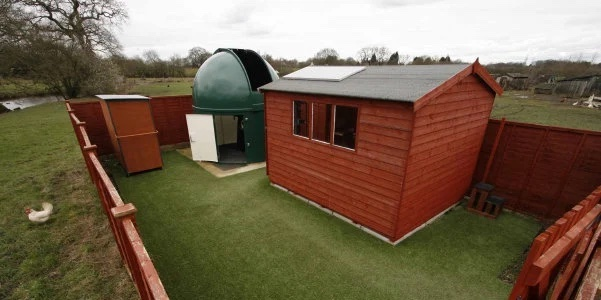 High Legh Community Observatory