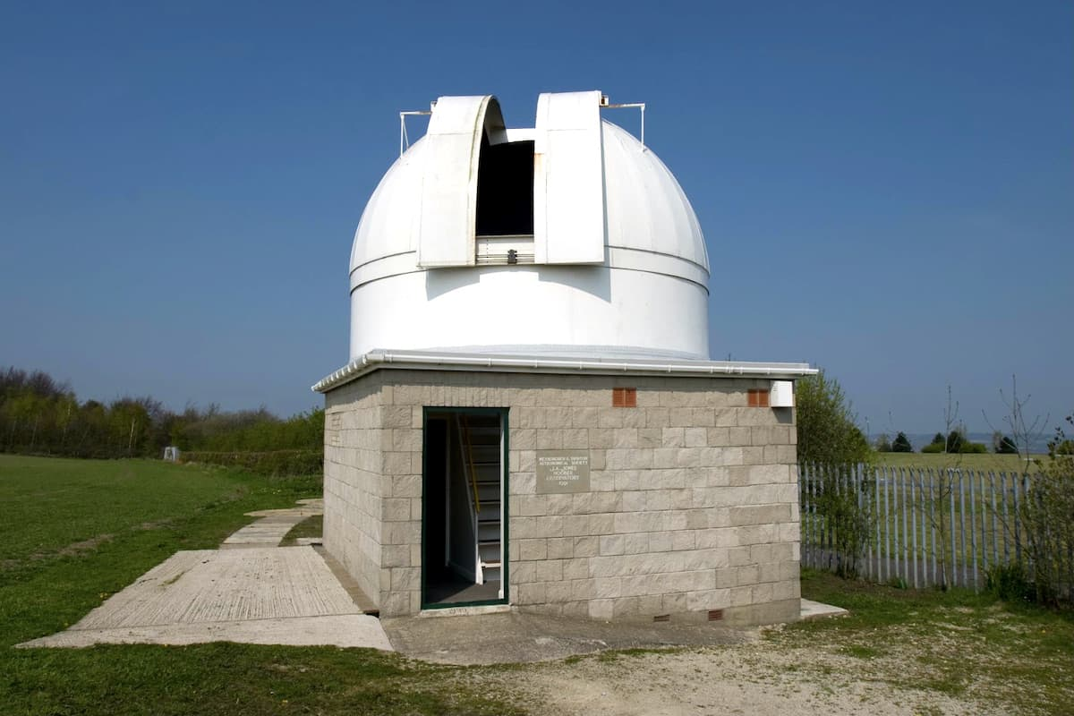 Public Viewing at Hoober Observatory