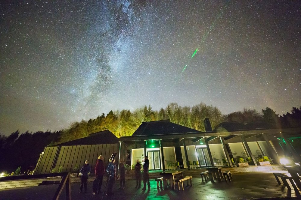Kirroughtree Forest Visitor Centre