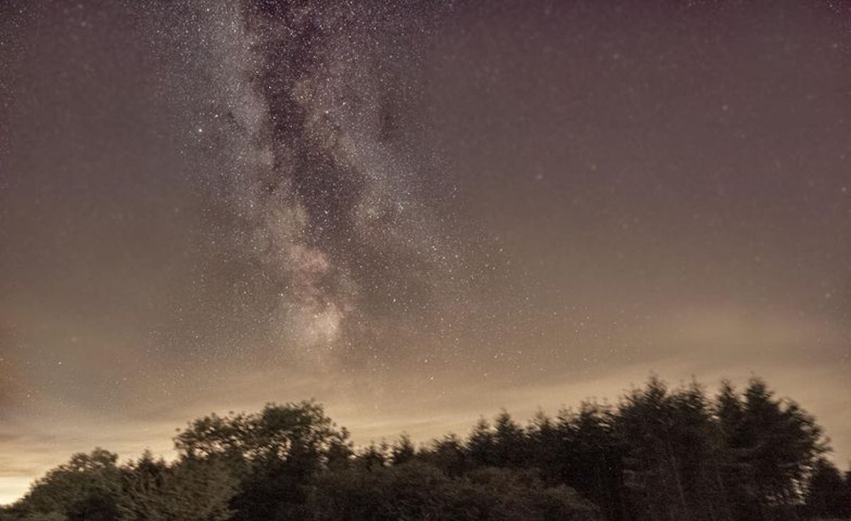 Stargazing at Sutton Bank Visitor Centre