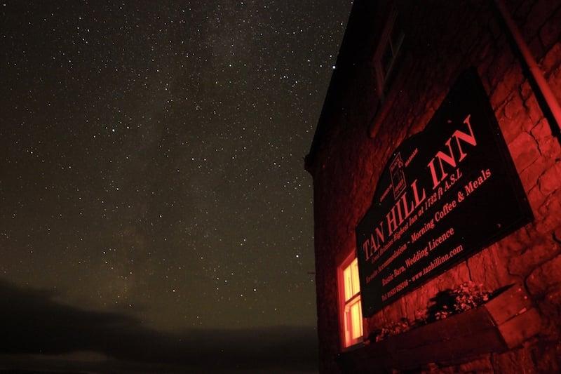 Yorkshire Dales Dark Skies Festival Starcamp 2019