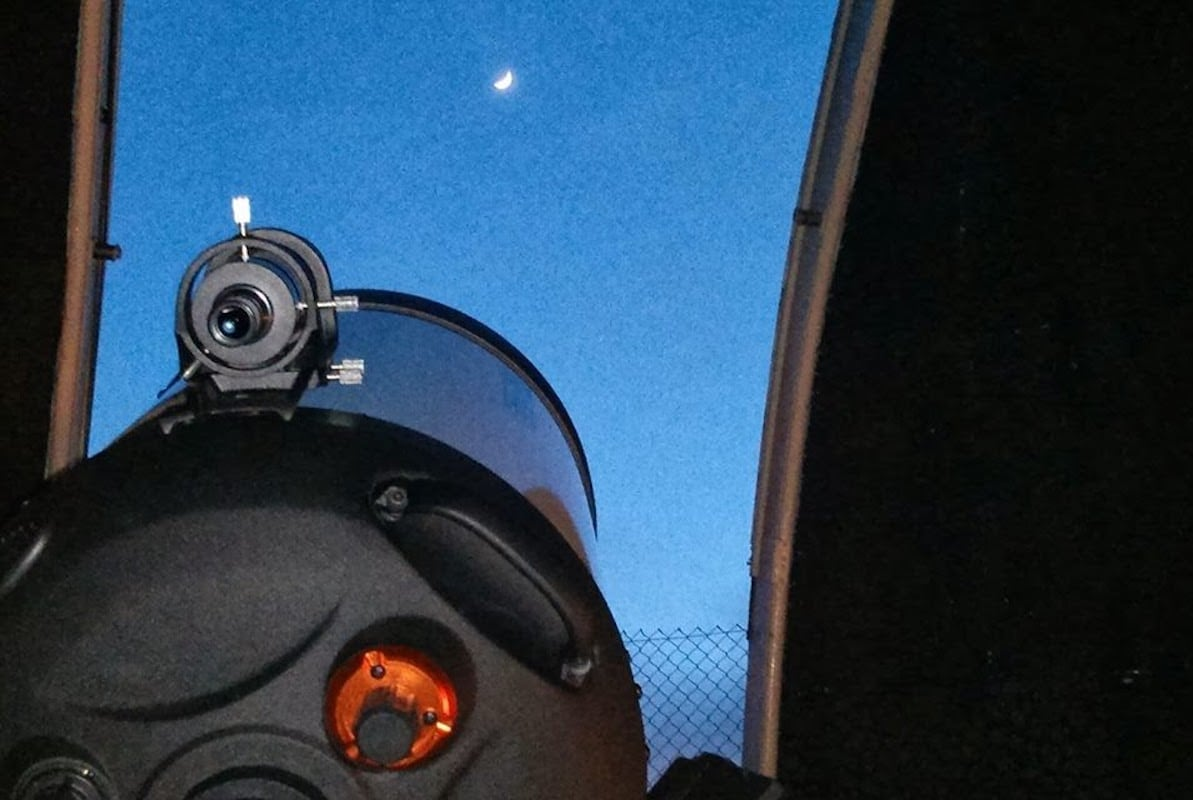 Torbay Astronomical Society meeting