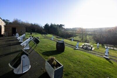 Twice Brewed Inn & Observatory