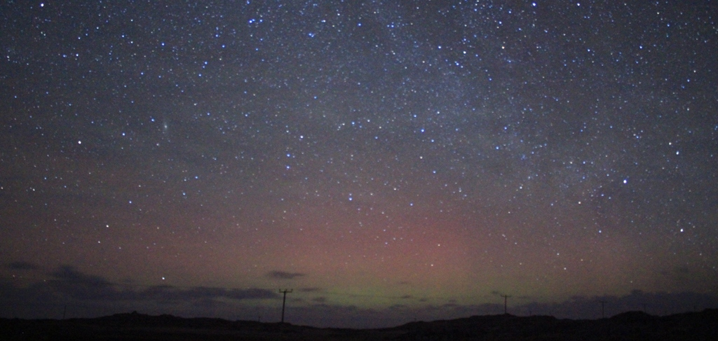 Coll & The Cosmos Stargazing Weekend - March 2017