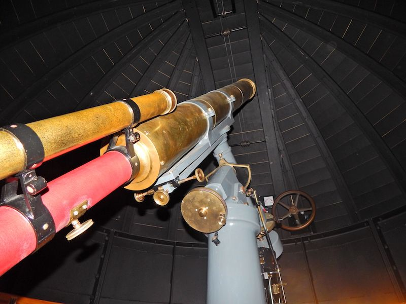 Airdrie Observatory Open Evening