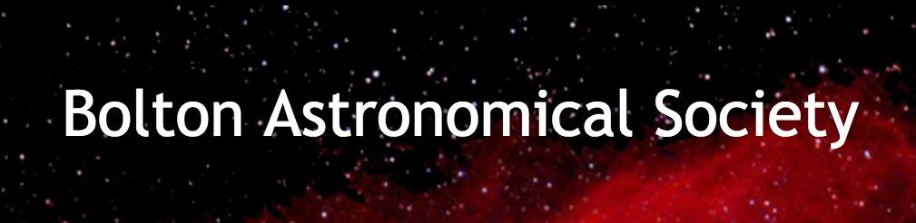 Bolton Astronomical Society