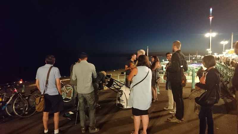 Brighton Astronomy Club Meeting and Observing