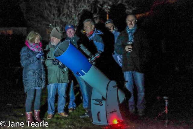 Stargazing with Cerne Valley Astronomers