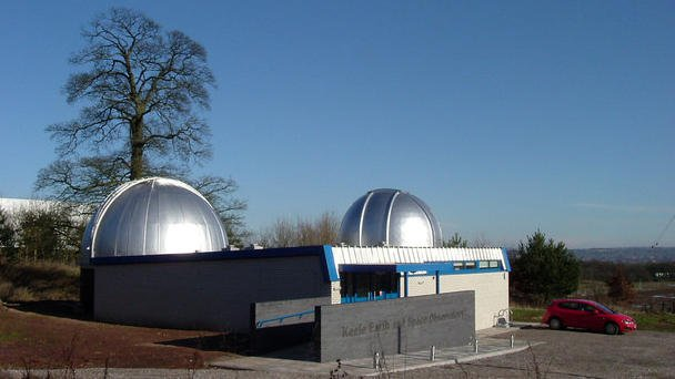 Keele Observatory Public Open Evening