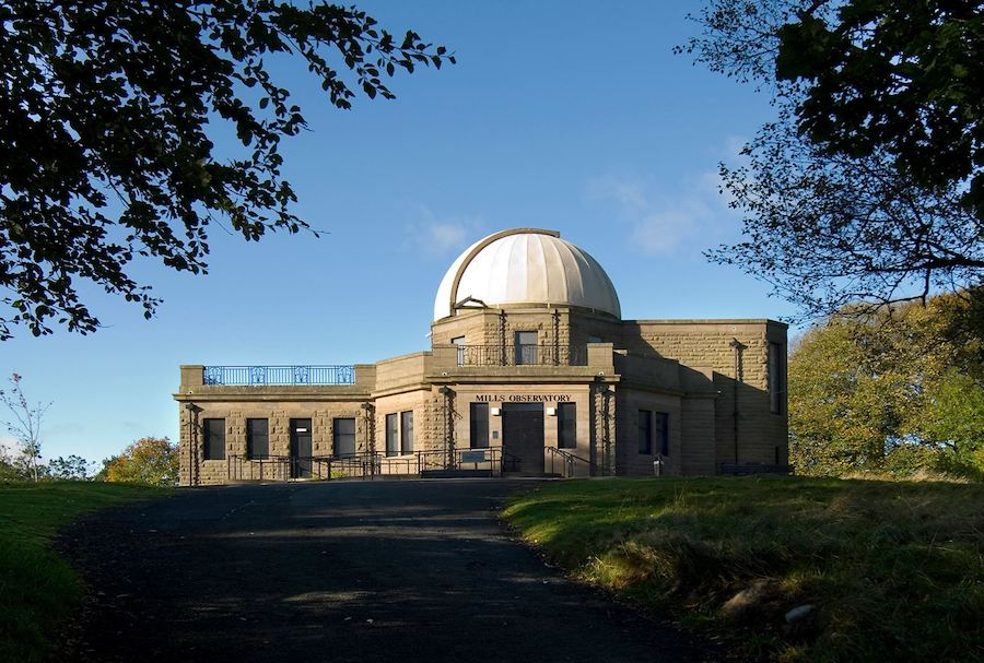 Mills Observatory Weekday Open Evening