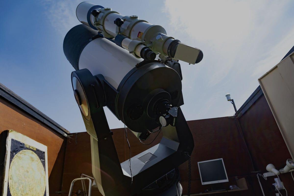 Guernsey Observatory