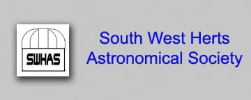South West Herts Astronomical Society