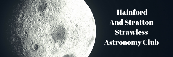 Hainford and Stratton Strawless Astronomy Club