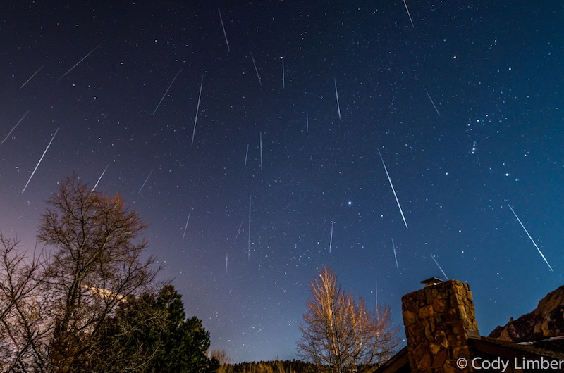 Where to see the Geminid meteor shower in 2018