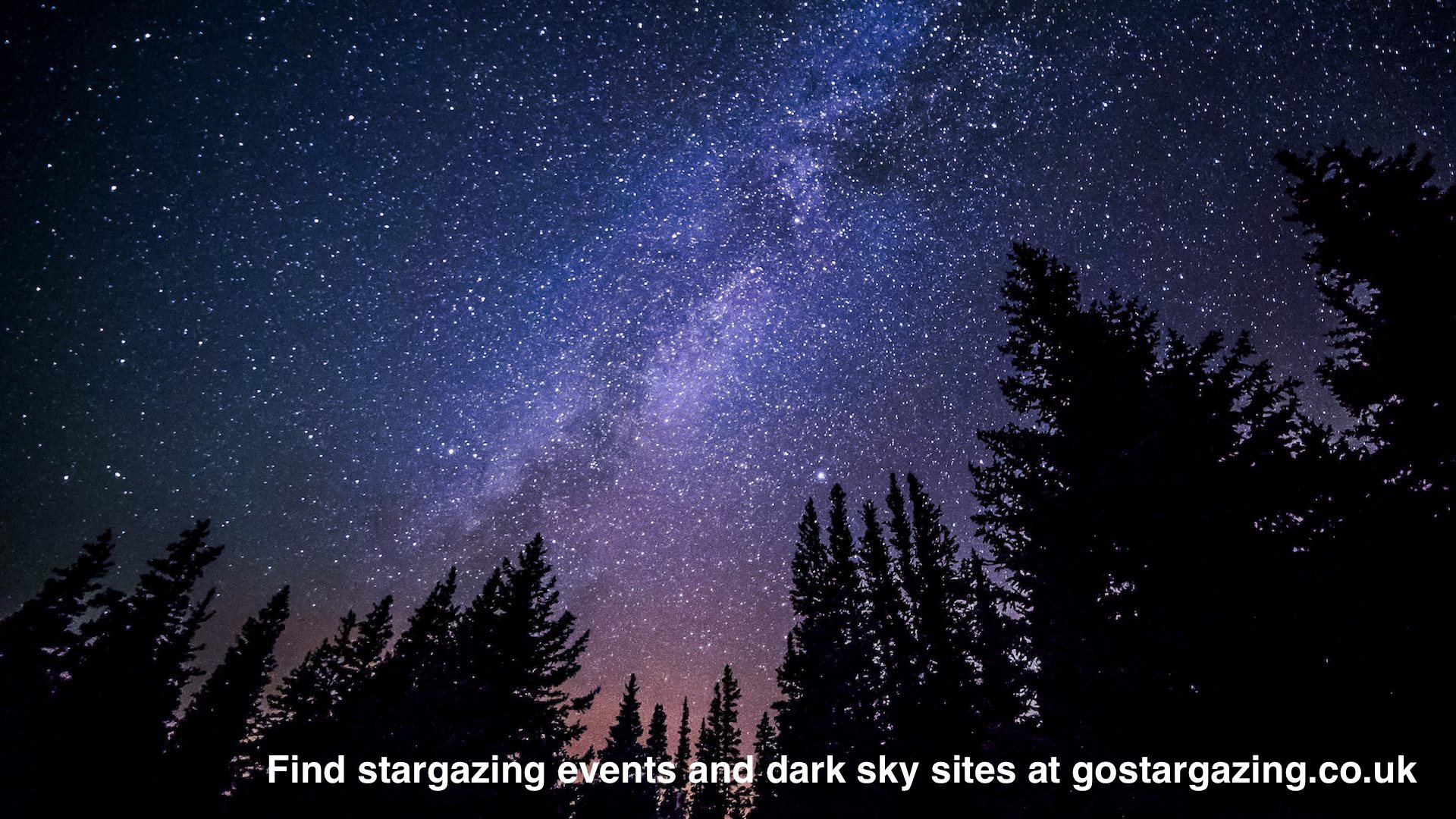 Go Stargazing Find Stargazing Locations And Stargazing