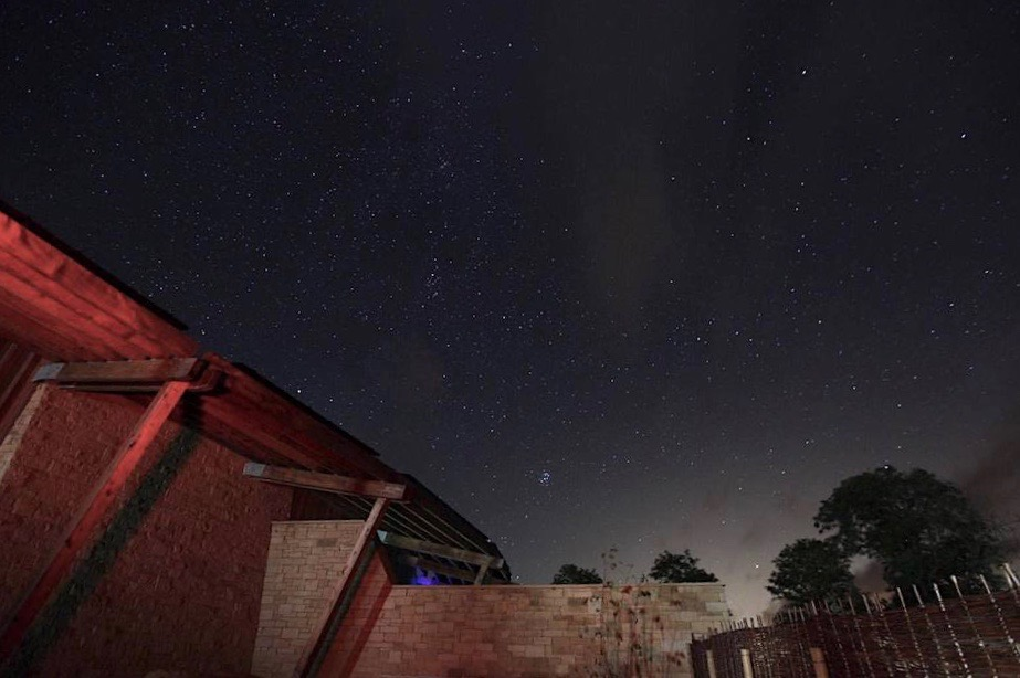 Go Stargazing at the Sill Landscape Discovery Centre