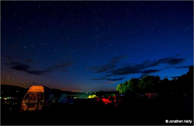 Solarsphere Astronomical & Music Festival 2018