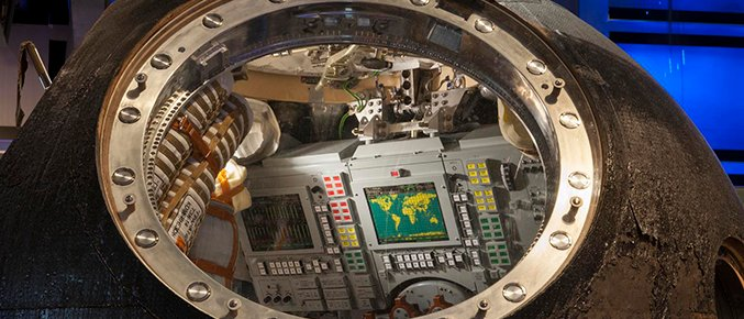 See Tim Peake's Spacecraft and Stargaze at Shildon