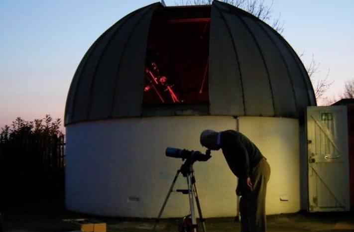 Chesterfield Barnett Observatory