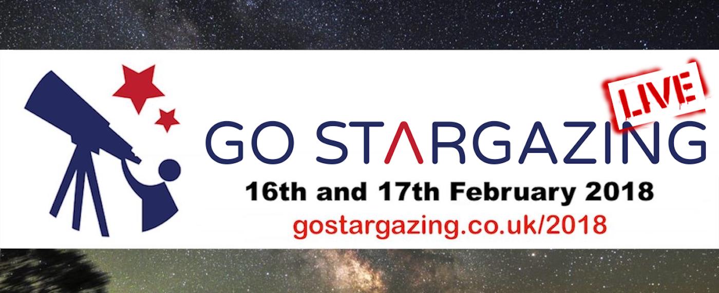 Go Stargazing Live 2018