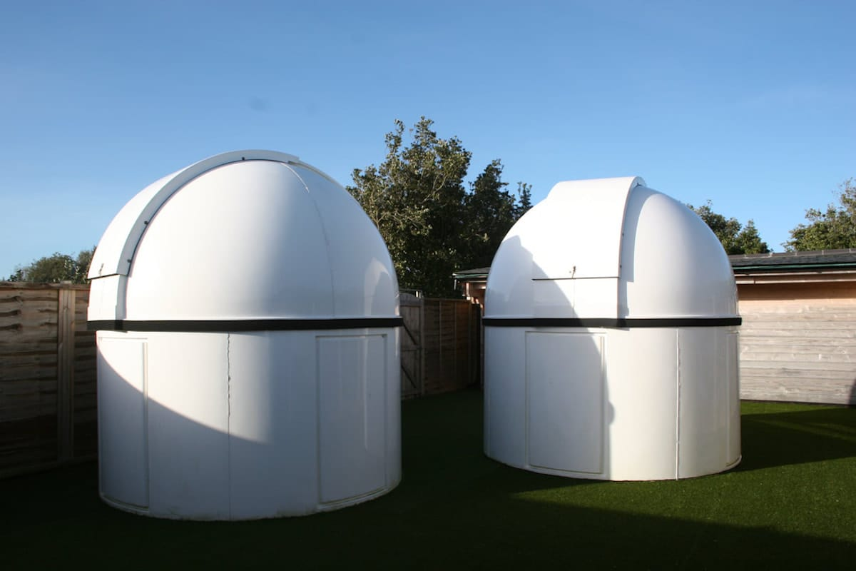 COSMOS Observatory Solar Observing
