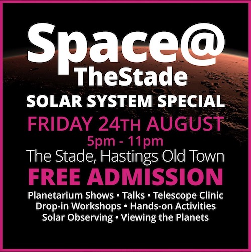 Space at The Stade - Solar System