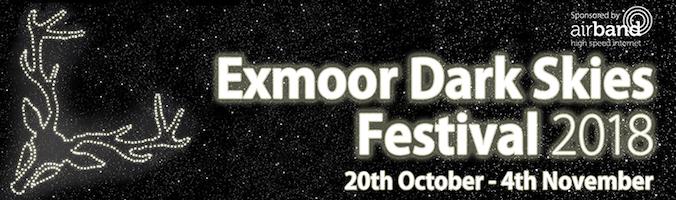 Exmoor Dark Skies Festival 2018