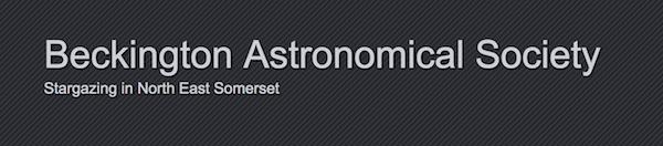 Beckington Astronomical Society