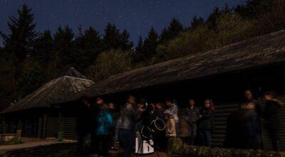 Stargazing at Beacon Fell
