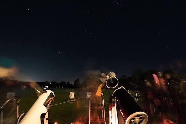 Stars at Stowe