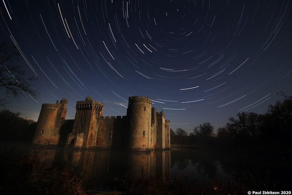 Dark Skies Stargazing at Bodiam Castle