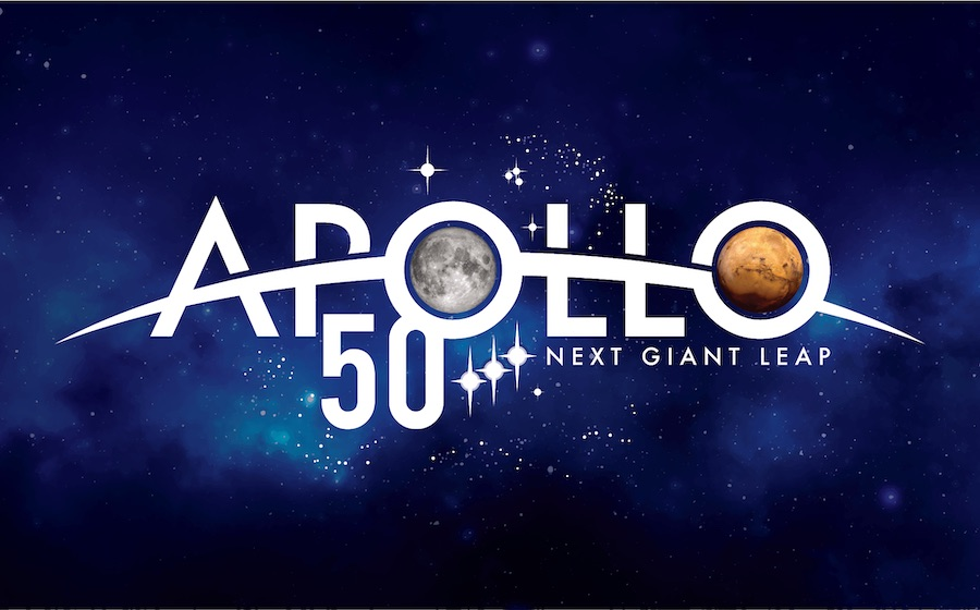 Apollo 50th anniversary events