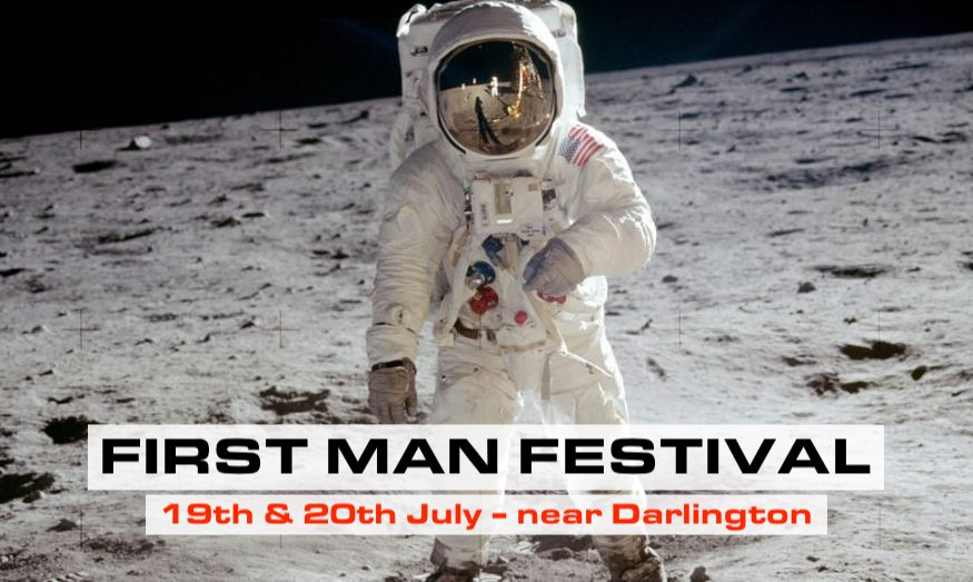 First Man Festival - Celebrate the 50th Anniversary of the First Apollo Moon Landing
