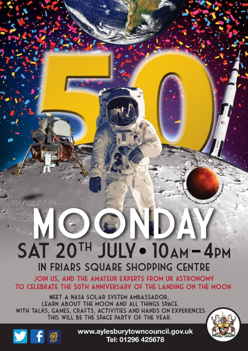 Moonday with UK Astronomy