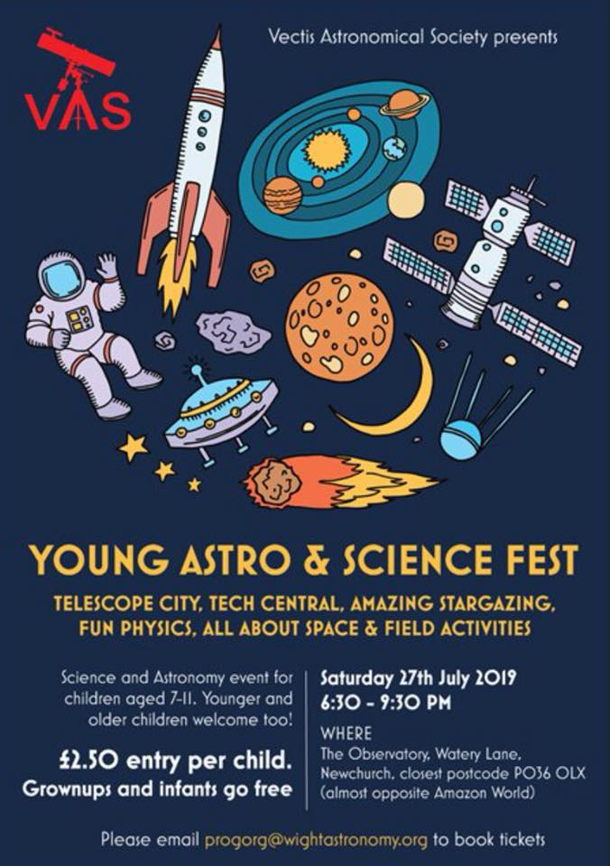 Young Astro and Science Fest