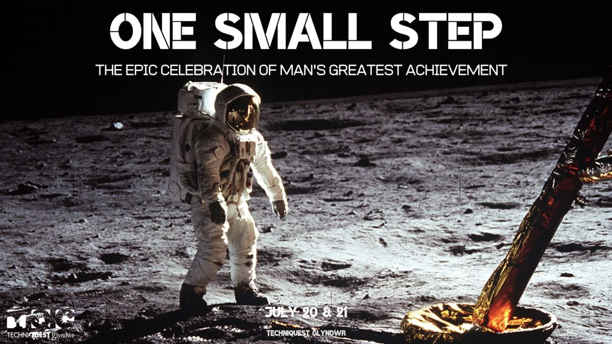 One Small Step - 50 Years On
