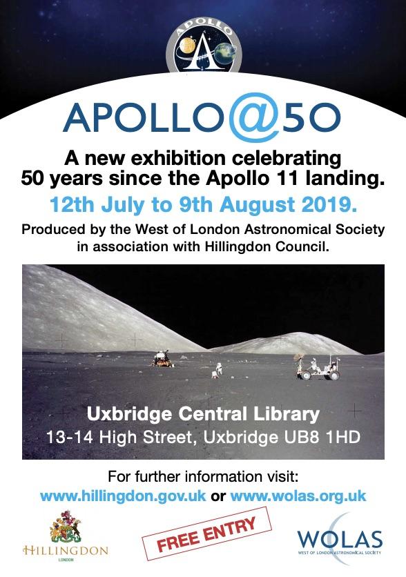 Apollo at 50 Exhibition