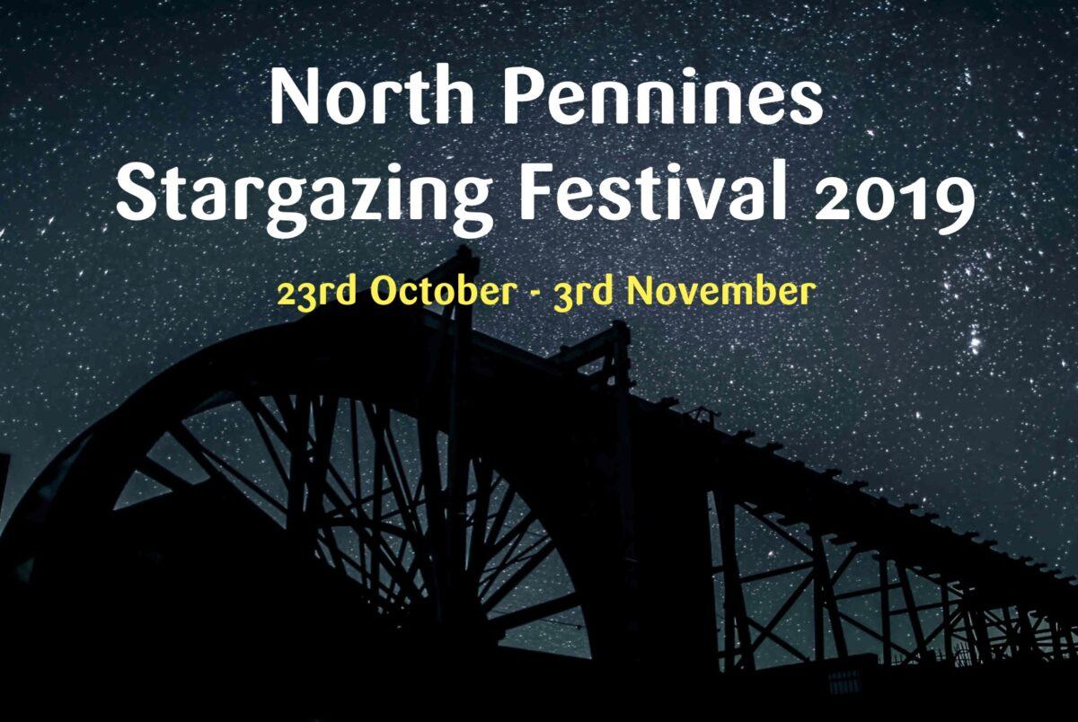 North Pennines Stargazing Festival 2019