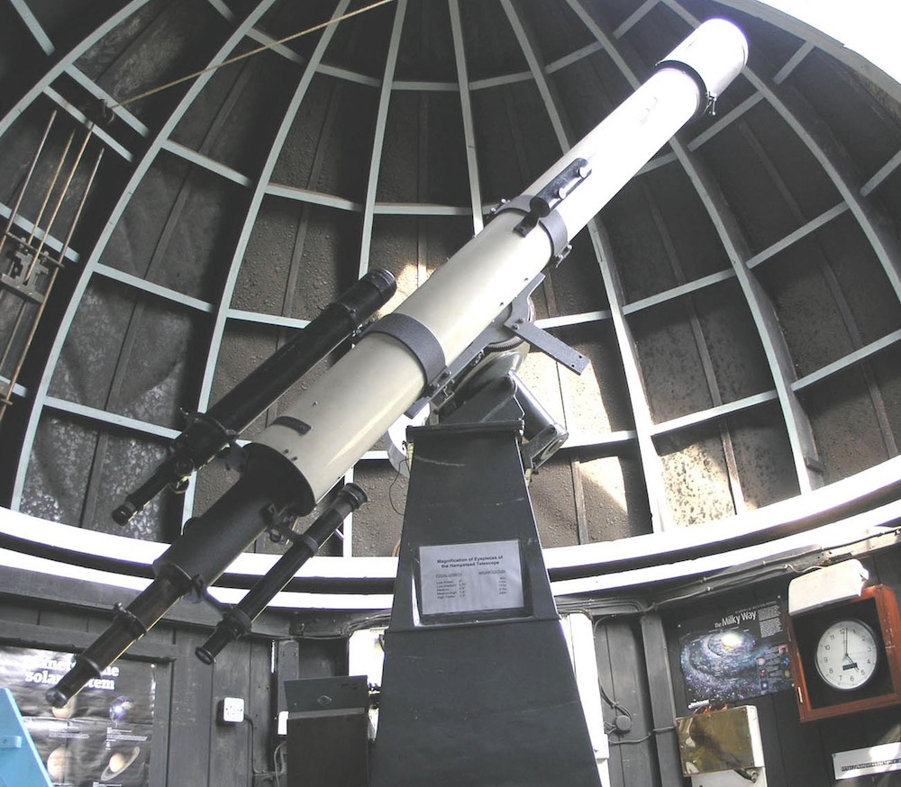 Hampstead Observatory Open Evening