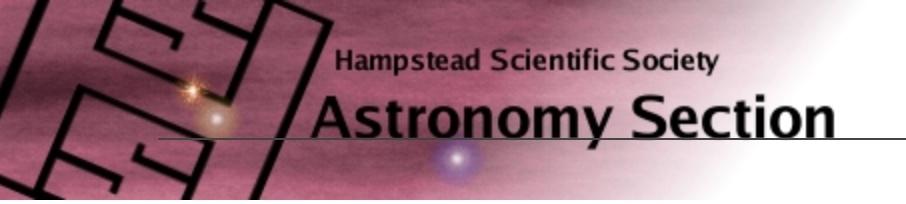 Hampstead Scientific Society